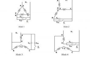 cách chuyển điện 3 pha thành một pha