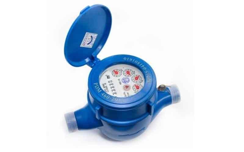 cách mở nắp đồng hồ nước