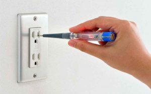 cách sử dụng bút thử điện