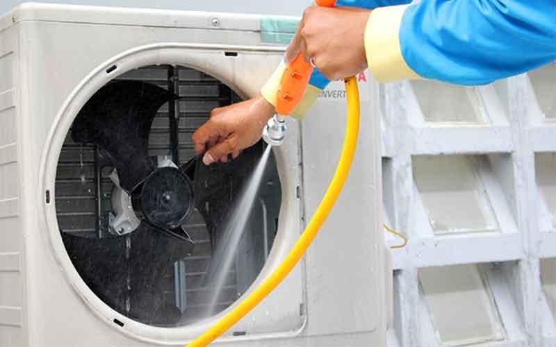 Dung dịch vệ sinh máy lạnh
