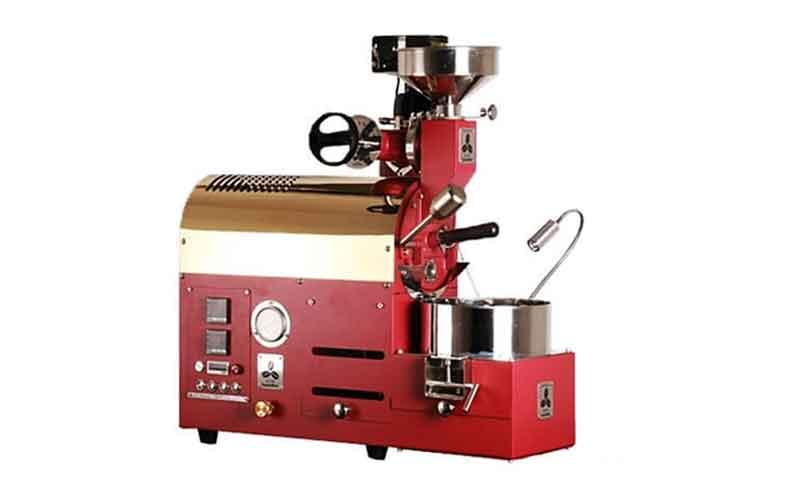 máy rang cà phê bằng điện r500