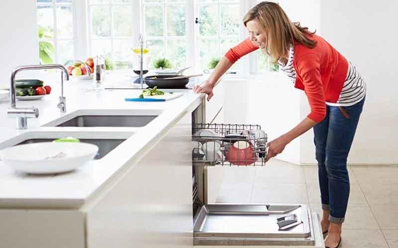 Máy rửa bát tiết kiệm điện