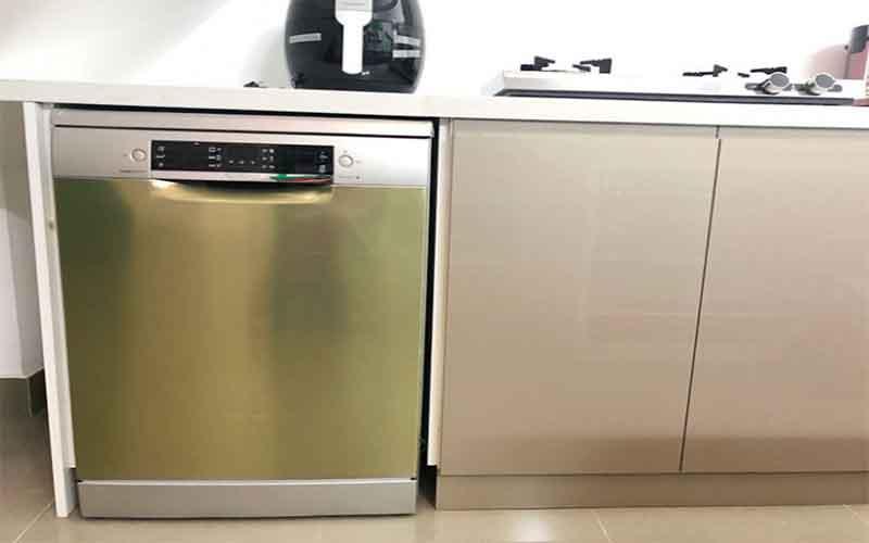 Công suất tiêu thụ điện của máy rửa bát Bosch