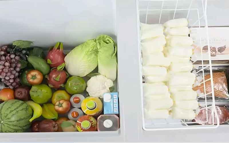 cách tiết kiệm điện cho tủ đông