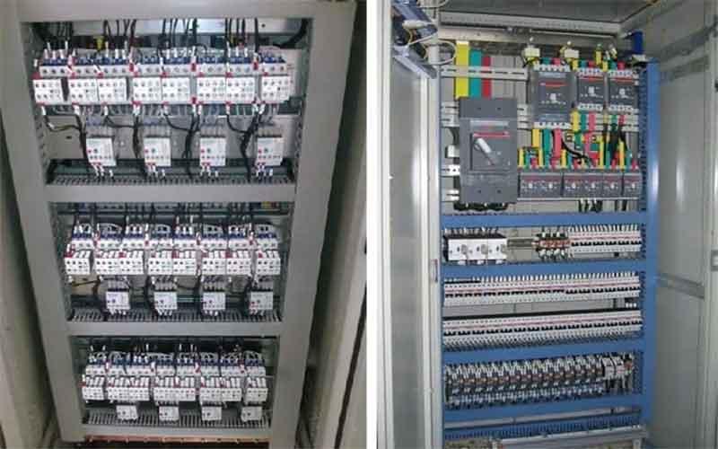 mạng điện 3 pha